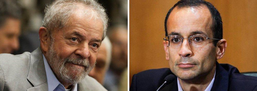 """Ex-presidente Luiz Inácio Lula da Silva acusa, em nota divulgada por sua defesa, a tentativa de setores da imprensa de manchar sua imagem se baseando em """"delaçõesfrívolas e ausentes de qualquer materialidade""""; """"Mas o que emergiu das delações, ao contrário do que fez transparecer esse esforço midiático, é a inocência de Lula - ele não praticou nenhum crime"""", diz a nota da defesa de Lula; em sua delação, o empresário Marcelo Odebrecht disse que destinou R$ 40 milhões ao """"amigo"""", codinome que usava para identificar o ex-presidente"""