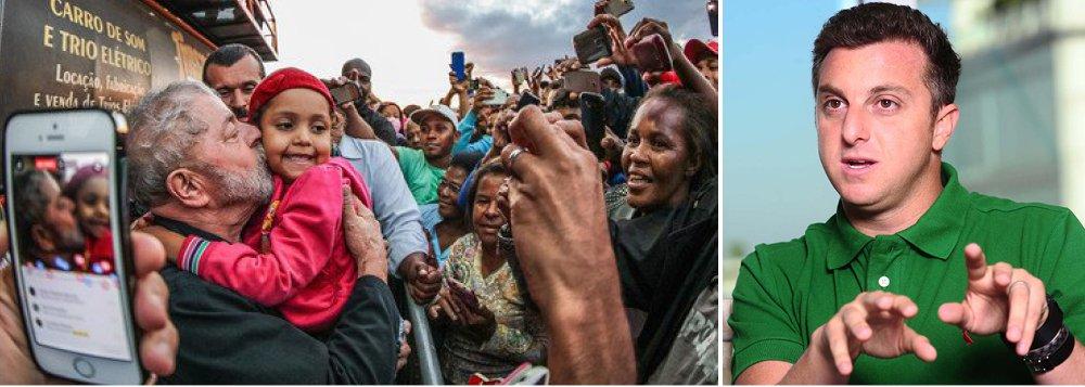 """""""Num país onde a força de Lula pode transformar a campanha presidencial num plebiscito contra as reformas, o continuísmo camuflado dos aliados de Temer precisa de uma candidatura sem folha corrida nem mãos sujas para fugir de um debate desfavorável"""", avalia Paulo Moreira Leite. """"O enredo de hoje é o seguinte: confiando no alto poder de manipulação da máquina midiática a seu serviço, os aliados das reformas tentarão apagar os rastros do golpe e seu papel na destruição de direitos da maioria dos brasileiros"""", diz o jornalista. Para PML, """"se não for possível contar com Huck, pode-se até tentar um velho quadro político de perfil nebuloso para desempenhar o mesmo papel"""""""