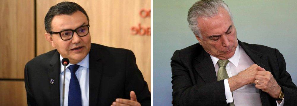 """Em artigo sob o título """"Basta de Barbárie"""", o presidente nacional do PSB, Carlos Siqueira, critica """"agenda radicalmente antipopular"""" de Michel Temer e convoca socialistas a """"empreender resistência ativa"""" a retrocessos; em 2016, partido, por meio da Executiva Nacional, decidiu apoiar o processo de impeachment de Dilma Rousseff, um golpe para que o atual grupo político tomasse o poder"""