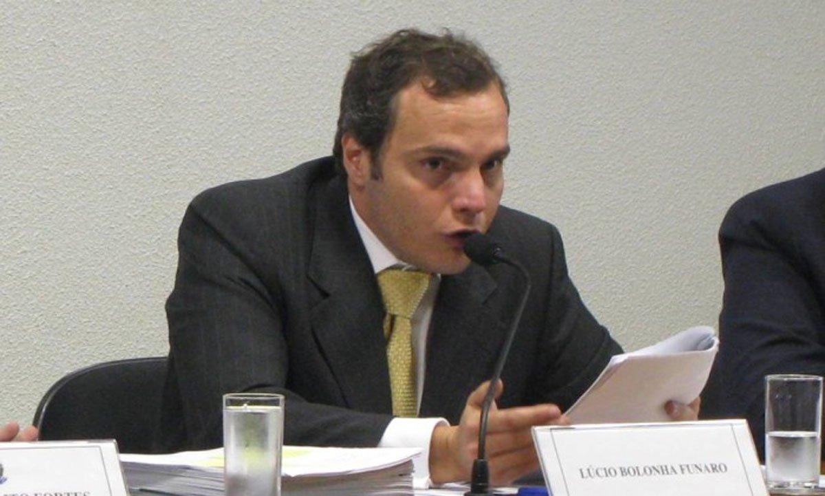 Doleiro Lúcio Funaro, operador de Eduardo Cunha