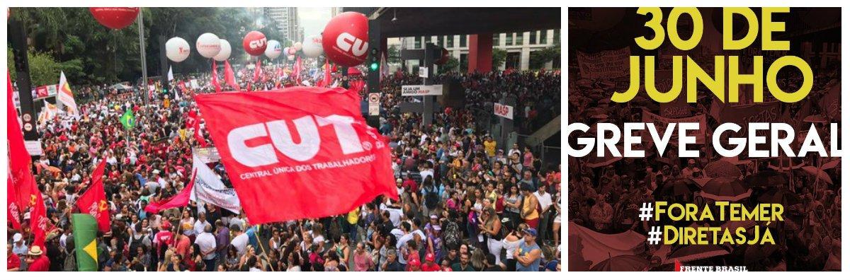 O presidente da CUT Ceará, Wil Pereira, que participou da reunião doFórum das CUTs da Região Nordeste, informou que a data marcada para a Greve Geral, no final de junho, foi considerada ruim, por coincidir com os tradicionais festejos juninos em toda a região o que dificultaria uma maior mobilização
