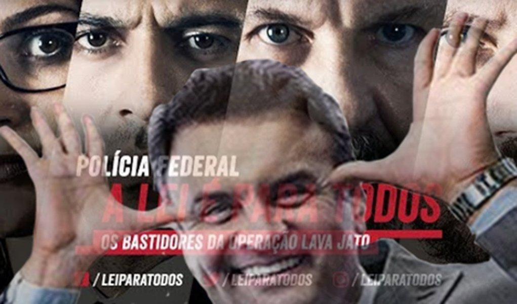 """Lava Jato vai sendo desmascarada como o que é, uma operação parcial levada a cabo para tirar o PT do poder e que, sobretudo na figura de Sergio Moro, tem forte viés político em prol de corruptos filiados a partidos simpáticos à Justiça brasileira, atualmente conhecida como """"partido da justiça"""""""