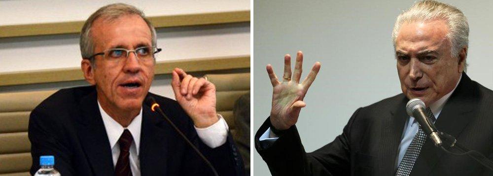 """Sucessor de Michel Temer na presidência viverá quatro anos de déficit primário, prevê Nilson Teixeira, economista-chefe do banco de investimento Credit Suisse; segundo ele, nem sociedade, nem Congresso percebem as consequências de rombos duradouros;""""Chamamos os anos 1980 de década perdida, mas esta é ainda pior"""", avalia"""