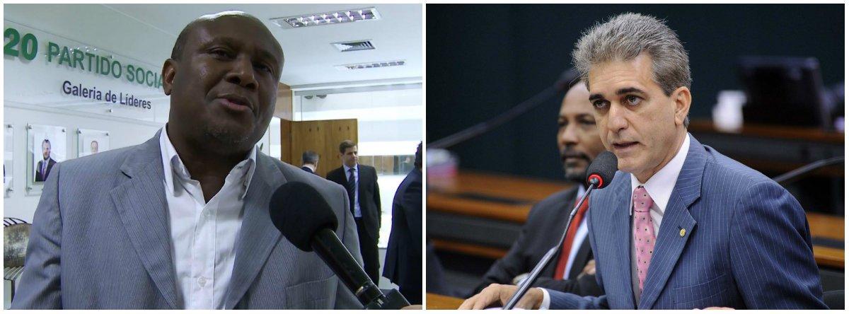 Deputados federais Irmão Lázaro (PSC) e Robinson Almeida (PT), da Bahia, são os mais influentes nas redes sociais entre os parlamentares do Estado, de acordo com a pesquisa FSBInfluênciaCongresso; eles ocupam a nona e 16ª posições, respectivamente, dentre os 491 membros da Câmara avaliados durante o último mês; o líder do ranking é o deputado Jair Bolsonaro (PSC), seguido pelo deputado Paulo Pimenta (PT-RS) e pelos senadores, também do PT, Lindberg Farias (RJ) e Gleisi Hoffmann (PR)