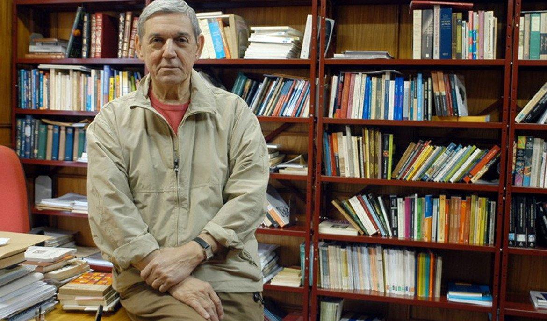 Cientista político Wanderley Guilherme dos Santos
