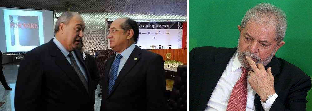 """""""Para Gilmar, será impossível organizar as eleições (e obviamente ele está falando da majoritária, é claro), apenas com doações de pessoas físicas. E, caso não se alarguem as margens dessa exigência, lança dúvidas sobre a realização do pleito. Alguém tinha dúvidas de que em algum momento um 'mágico' do time deles viria posar de arauto de uma ditadura que vem se desenhando desde abril de 2016? Alguém acreditou que, com Lula na casa do índice de 40% de preferência nas pesquisas, a turma deles iria permitir que a eleição transcorresse com tranquilidade? Apertem os cintos"""", prevê a jornalista Denise Assis, colunista do Cafezinho"""
