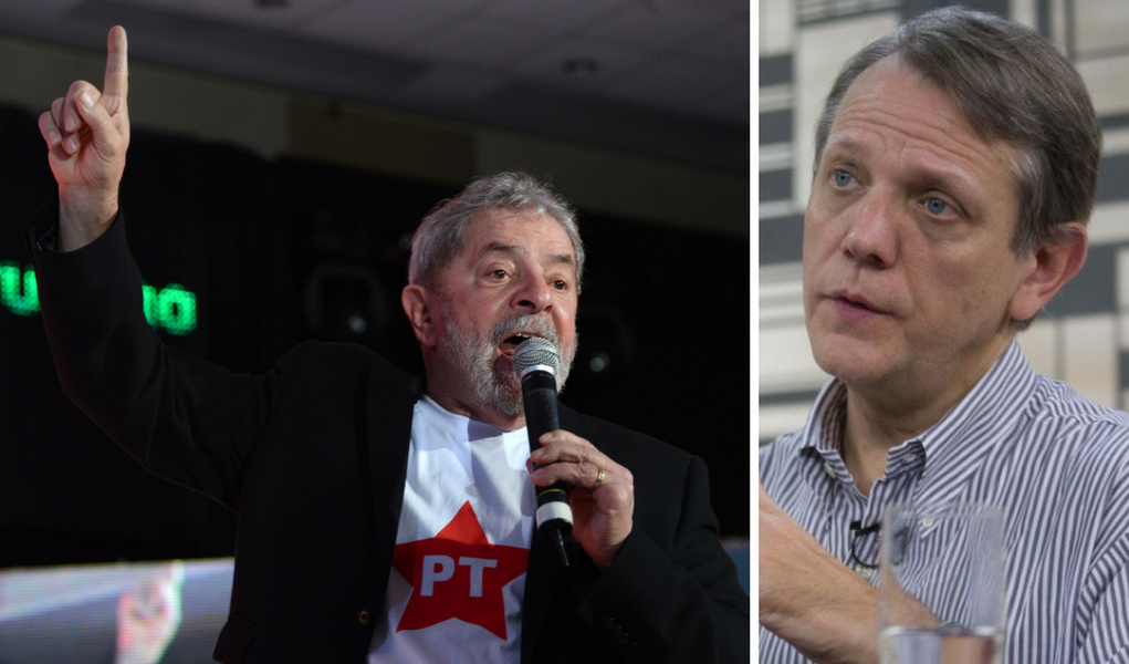 """""""Independentemente de considerações judiciais, que pertencem a uma esfera não diretamente política, o cenário estabilizador seria aquele em que Lula pudesse ser candidato. Não porque represente uma alternativa radical ao que está aí, mas porque significaria uma variante popular para o pós-crise"""", escreve o cientista político André Singer em sua coluna neste sábado"""