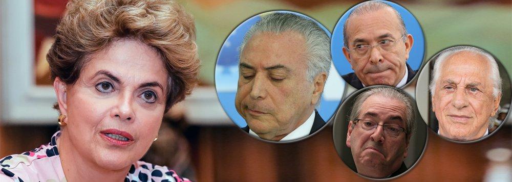 """Para o colunista Alex Solnik, a denúncia feita por José Yunes que envolve Eliseu Padilha e Michel Temer, """"ajuda a entender que o impeachment foi resultado de uma conspiração; que a conspiração começou ainda na eleição de Cunha à presidência da Câmara e que os 140 deputados financiados para eleger Cunha também votaram a favor do impeachment""""; """"As questões que se colocam são: 1) se esses 140 votos precisaram ser comprados é porque os deputados não estavam convencidos de que o impeachment se sustentava; 2) sem esses 140 votos não teria havido impeachment; 3) comprovando-se a existência dessa compra não seria o caso de anular o impeachment?"""", questiona o jornalista"""