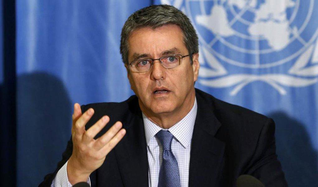 Em eleição realizada nesta terça-feira 28, os 164 países-membros da Organização Mundial do Comércio mantiveram Roberto Azevêdo no cargo por mais um mandato de quatro anos