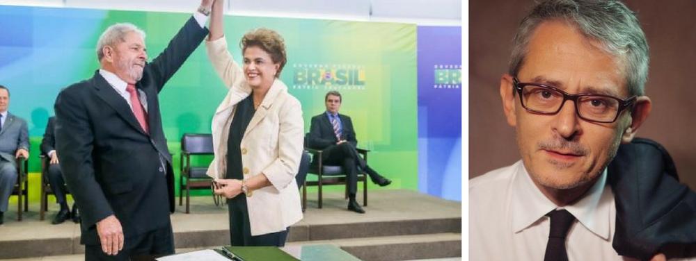 """Agora que Inês é morta e o golpe já foi consumado, jornal da família Frias resolveu dizer que o ministro Gilmar Mendes errou ao barrar a indicação de Lula como ministro da Casa Civil; em editorial nesta quarta-feira comentando a decisão do STF de manter o cargo e o foro privilegiado de Moreira Franco, a Folha de S.Paulo elogiou o ministro Celso de Mello e relembrou o caso do ex-presidente; """"a composição do ministério é tema da alçada do Executivo, e a um magistrado não cabe especular sobre motivações ocultas. Já havia sido despropositada, em 2016, a liminar concedida por Gilmar Mendes, do mesmo STF, suspendendo a posse de Luiz Inácio Lula da Silva (PT) na Casa Civil"""", diz o texto"""