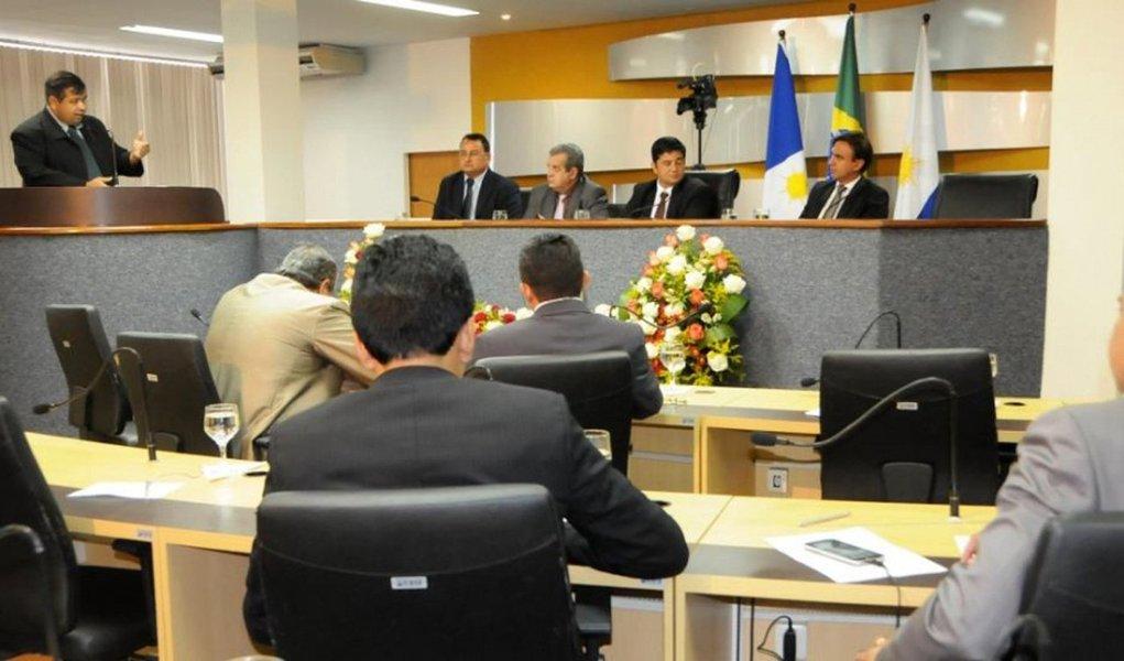 A Lei Orçamentária Anual (LOA) de Palmas deverá entrar na pauta das deliberações do plenário da Câmara Municipal nesta semana; o orçamento da Capital está estimado em R$ 1,3 bilhão; o prazo regimental para apreciação é de 8 dias e termina na quinta-feira (16)