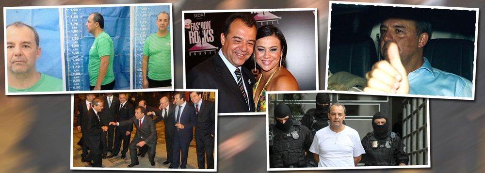 Ex-governador do Rio, que está preso em Bangu,já é réu por outros crimes relacionados à Operação Lava Jato; vale lembrar que ele está nas mãos do juiz mais duro do Brasil, Marcelo Bretas, da 7ª Vara Federal Criminal, que condenou Othon Luiz Pinheiro da Silva, ex-presidente da Eletronuclear, a 43 anos; se ele aceitar a nova denúncia do MPF-RJ, Sergio Cabral se tornará réu pela quarta vez, ficando marcado como o maior corrupto da história do Brasil; também foram denunciadas nesta ação do MPF outras dez pessoas no âmbito das operações Calicute e Eficiência, desdobramentos da Lava Jato no Rio