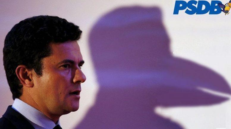 """Sem fazer ode ao """"punitivismo"""", mas apenas a título de comparação, até agora o juiz Sérgio Moro não prendeu nenhum tucano, isto é, político ou tesoureiro ligado ao PSDB"""