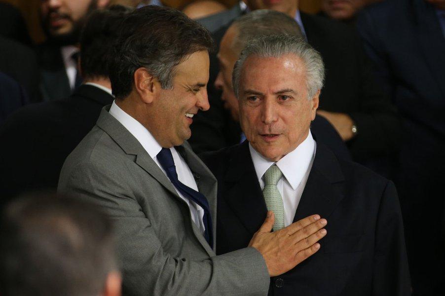 """O Estado de Direito está fazendo água no Brasil e a """"culpa"""" não é da luta contra a corrupção, mas dos agentes políticos que a usaram para colocar no Governo um grupo encarregado desmoralizar a democracia política, para para poderem fazer o """"ajuste"""""""