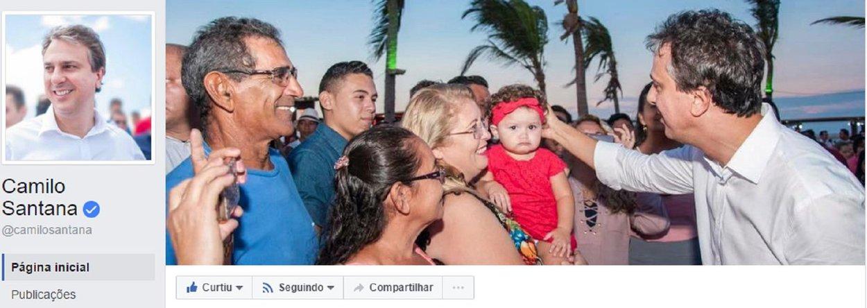 O governador Camilo Santana (PT) marcou para as 13 horas de hoje a estreia do seu bate papo semanal, ao vivo, pelo Facebook, anunciado semana passada. O chefe do executivo estadual afirma que será um momento de ouvir criticas e sugestões dos cearenses, sem intermediários