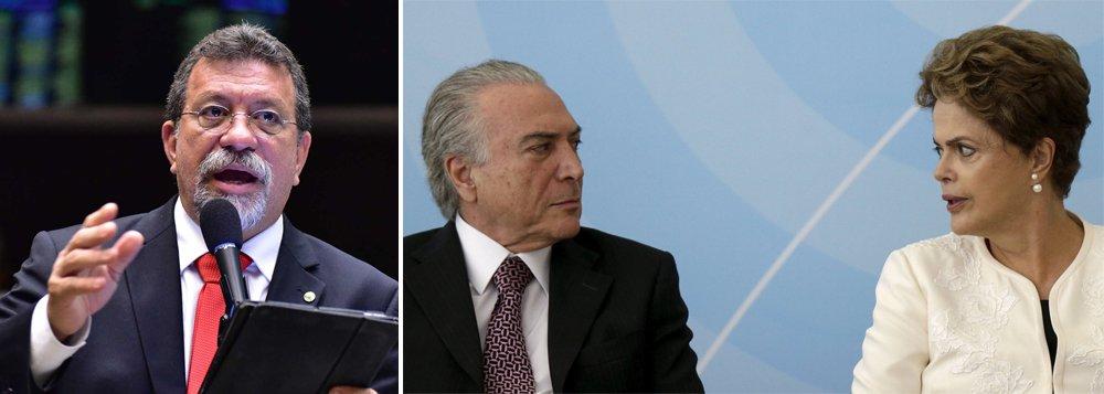 """Líder da oposição no Congresso, o deputado Afonso Florence (PT) afirma que Dilma Rousseff """"não percebeu a ação de alguns auxiliares que eram favoráveis ao afastamento e não tomou dimensão do impeachment"""", e ressalta a confiança que ela tinha em seu então vice, Michel Temer; """"Eu acredito que ela não tinha a dimensão, não percebeu que alguns auxiliares diretos estavam dispostos a fazer o impeachment. Inclusive ela atribuiu a articulação política a Temer. E com a articulação, ele fortaleceu o impeachment. Ela se ofendia quando um de nós dizia do risco de Temer na articulação política, ela reagia de maneira forte"""""""