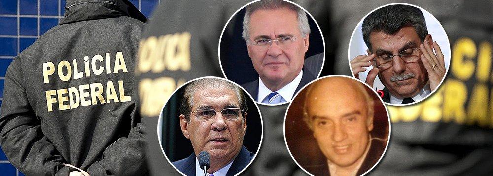 """A Polícia Federal foi às ruas, nesta manhã, para prender o lobista Jorge Luz, um dos mais antigos operadores da Petrobras, em nova fase da Lava Jato; ligado ao senador Jader Barbalho (PMDB-PA), ele é acusado de arrecadar recursos para o PMDB no Senado, para parlamentares como Renan Calheiros (PMDB-AL) e Romero Jucá (PMDB-RR), que defendeu o golpe de 2016, com a derrubada de Dilma Rousseff, como um trabalho para """"estancar a sangria"""" da Lava Jato; nova fase da operação foi batizada como """"blackout"""", numa referência ao nome de Luz; ao todo, foram expedidos 15 mandados, sendo dois de prisão"""