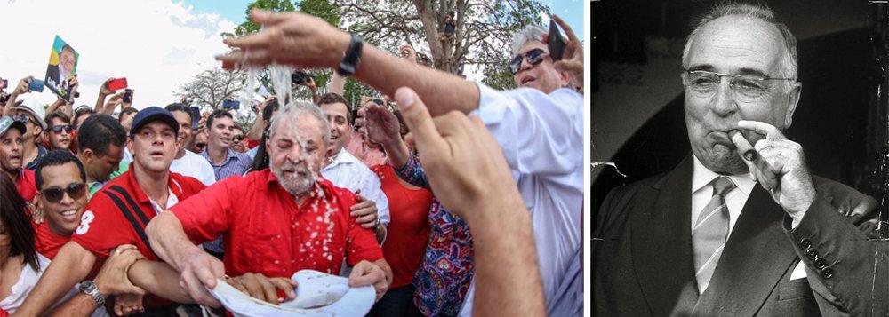 """""""Em 2018, Lula será candidato mais uma vez a presidente da República. Muito mais que levar água para o povo sertanejo, a transposição do Rio São Francisco significa o compromisso de um presidente com os menos favorecidos, com o Estado de bem-estar social, com a política de inclusão social"""", diz o deputado Silvio Costa (PTdoB-PE); """"Quem conhece a história do Brasil sabe do Movimento Queremista que envolveu o País em 1945. Naquela época, os queremistas defendiam a permanência de Getúlio Vargas na Presidência. Getúlio não ficou, mas os queremistas o trouxeram de volta em 1950. Agora, surge um novo Queremismo no Brasil. Desta vez, eles pedem a volta do ex-presidente Lula. São milhões de Lula neste País"""""""