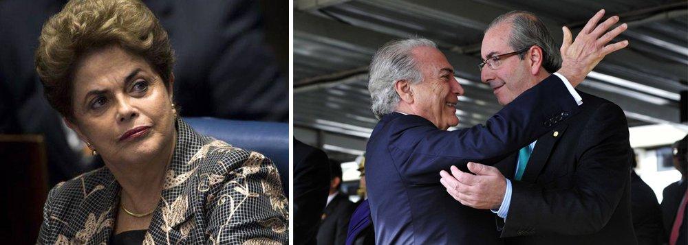 """""""Caiu o véu da mentira. Não há mais como negar: o golpe foi comprado e a compra negociada cedinho, ainda no primeiro mandato de Dilma. O golpe foi dado com uma facada nas costas, desferida por quem deveria portar-se com discreta lealdade diante da companheira de chapa. O Judas revelado está"""", escreve o ex-ministro da Justiça do governo Dilma Eugênio Aragão, ao comentar as últimas denúncias de José Yunes sobre a compra de parlamentares para eleger Eduardo Cunha à presidência da Câmara; para Aragão, """"a essa altura dos acontecimentos, o STF e a PGR só podem insistir na tese da 'regularidade formal' do impedimento da Presidenta Dilma Rousseff com a descarada hipocrisia definida por Voltaire como 'cortesia dos covardes'"""""""