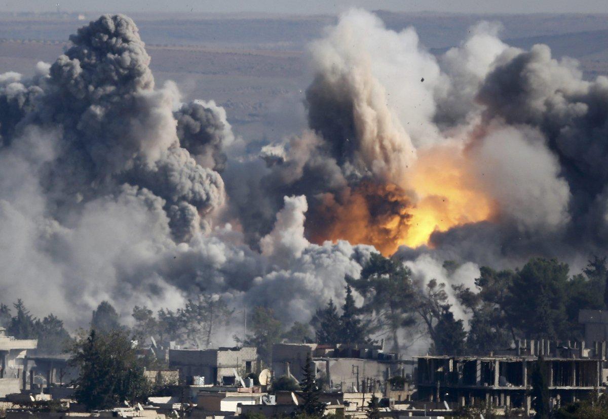 Mosul, bombardeio aéreo, Estado Islâmico, terrorismo