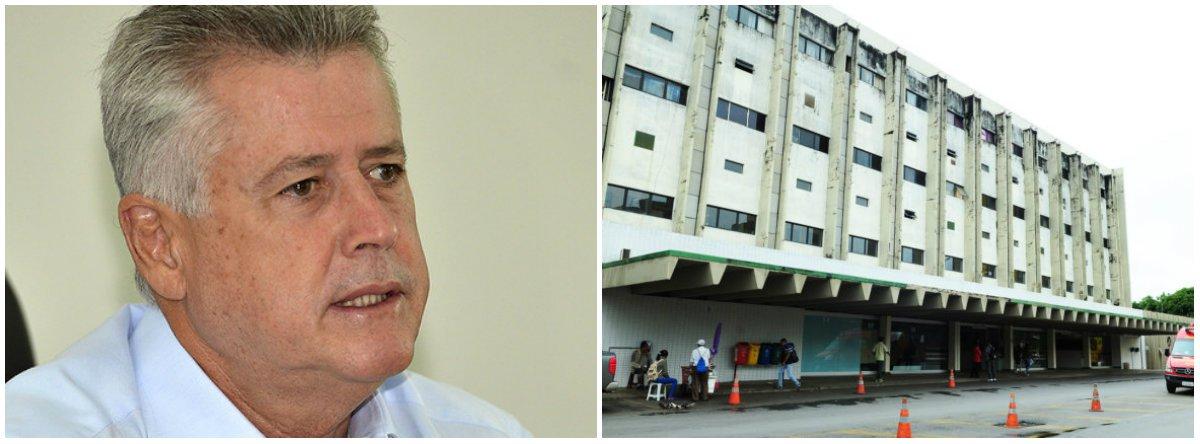 """A expectativa do governador de Brasília, Rodrigo Rollemberg, é que o projeto que cria o Instituto Hospital de Base, seja apreciado e votado na semana que vem; durante entrega de escrituras em Ceilândia, o chefe do executivo ressaltou a urgência da aprovação; entregue à Câmara Legislativa em março, o projeto de lei seria votado na quarta-feira (14), mas foi adiado; o tema deve ser retomado na terça (20); """"Essa é uma necessidade para Brasília. O instituto será 100% público"""", comentou"""