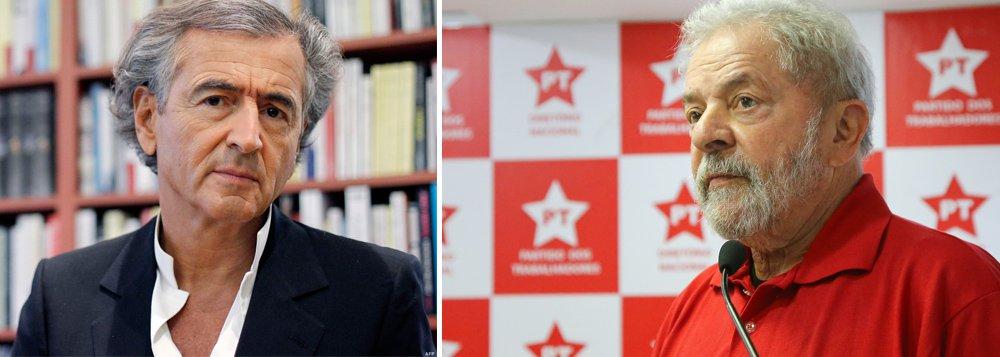 """Um dos pensadores mais respeitados da atualidade, o filósofo francês Bernard-Henri Lévy saiu em defesa do ex-presidente Lula; """"Lula, para mim, é a esquerda respeitável"""", disse o pensador em entrevista publicada pelo Globo neste domingo, 5; Levy também analisou a crescente onda populista nos países desenvolvidos; para ele, a ascensão de Donald Trump é uma """"catástrofe"""" para os EUA e para o mundo; """"Há uma tal desconfiança dos povos em relação aos sábios, aos atores políticos, aos partidos, que o fato de rejeitar isso tudo se tornou um objetivo em si. Entramos em uma época em que repudiar as elites pode se tornar mais desejável para um povo do que assegurar sua prosperidade"""", afirma"""