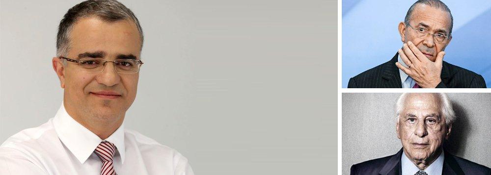 """Colunista político Kennedy Alencar afirmou nesta sexta-feira, 24, que as revelações do empresário José Yunes, ex-assessor e melhor amigo de Michel Temer, de que serviu como """"mula"""" de Eliseu Padilha deve derrubar o ministro da Casa Civil e braço direito de Temer no governo; """"A versão de José Yunes preserva o presidente da República em relação à delação de Melo Filho. Ao mesmo tempo, torna insustentável politicamente a permanência de Padilha no comando da Casa Civil"""", afirma; """"Apesar da licença para uma cirurgia, o ministro Padilha tem a obrigação de se manifestar detalhadamente. Yunes avisou Temer de que daria esse depoimento à Procuradoria Geral da República. Padilha precisa dizer se Yunes mentiu ou se falou a verdade"""""""