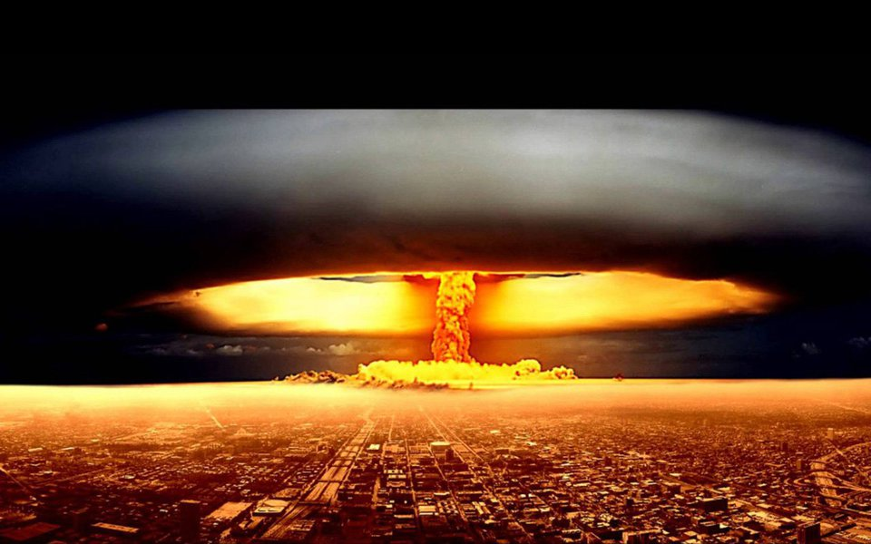 Enquanto os dois principais políticos-clowns-ensandecidos do momento mundial – Kim Jong Un, da Coreia do Norte, e Donald Trump, dos Estados Unidos – brincam de trocar insultos e ameaças de mútua destruição com o uso de bombas nucleares, os cientistas tentam imaginar qual impacto teria, em termos ecológicos, a detonação de uma bomba de hidrogênio no Oceano Pacífico.