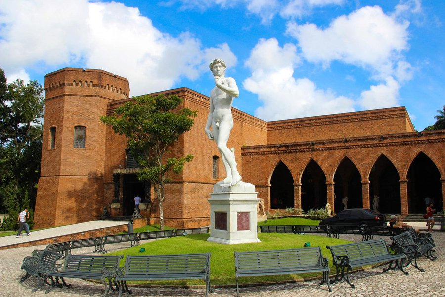 O melhor museu do Brasil, segundo os visitantes das atrações, é oo Instituto Ricardo Brennand, em Recife (PE); o levantamento foi feito com os usuários do site TripAdvisor, levando em conta a quantidade de avaliações e a nota delas no site; o melhor museu do mundo é o Metropolitan Museum of Art em Nova York