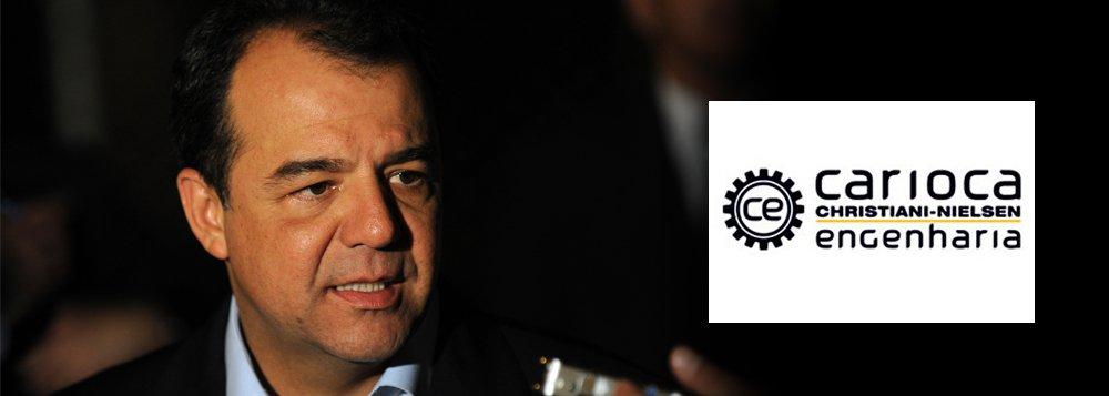 """Delatores Rodolfo Mantuano e Tania Maria Silva Fontenelle, ex-executivos da empreiteira Carioca Engenharia, afirmaram que a empresa pagou mesada de R$ 200 mil a R$ 500 mil ao ex-governador Sérgio Cabral (PMDB) entre os anos de 2009 até """"2013 ou 2014""""; os dois ex-executivos admitiram saber à época que os pagamentos eram ilegais;o depoimento foi prestado ao juiz da 7.ª Vara Federal Criminal, Marcelo Bretas"""