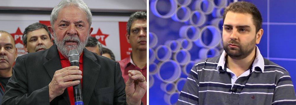 Desembargador do TRF-1 Néviton Guedes suspendeu os interrogatórios do ex-presidente Lula e de um de seus filhos, Luís Cláudio Lula da Silva, em um processo da Operação Zelotes nos quais ambos figuram como réus; depoimento de Lula estava marcado para o próximo dia 3 de novembro e o de Luís Cláudio para o dia 30 do mesmo mês; decisão de Guedes, tomada na noite desta terça-feira (24), aconteceu pouco depois da defesa questionar, por meio de um habeas corpus, a realização dos interrogatórios sem que todas as testemunhas fossem ouvidas