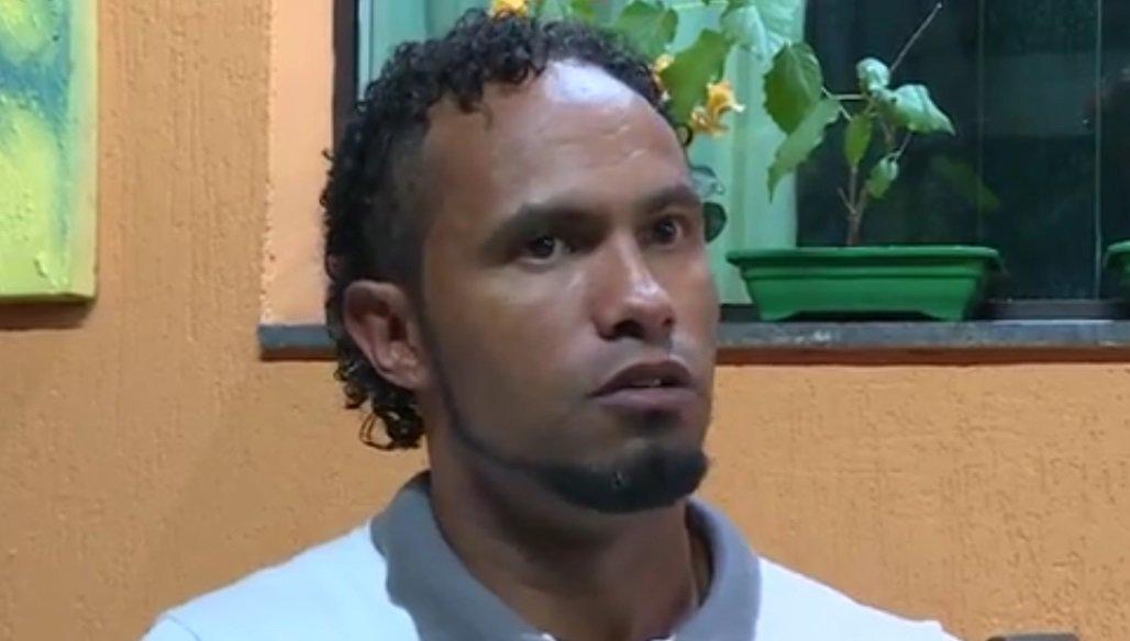 """Ex-goleiro Bruno Fernandes, condenado a 22 anos de prisão pelo assassinato da ex-namorada Eliza Samudio, afirmou que a prisão perpétua não traria de volta a vítima do crime; desaparecido em 2010, o corpo de Eliza nunca foi encontrado; """"Independente (sic) do tempo que eu fiquei também, eu queria deixar bem claro, se eu ficasse lá, tivesse prisão perpétua, por exemplo, no Brasil... não ia trazer a vítima de volta"""", disse ele; decisão do STF dá a Bruno o direito de aguardar o julgamento de todos os recursos em liberdade, mas é provisória; mantida a condenação, ele volta para a cadeia"""