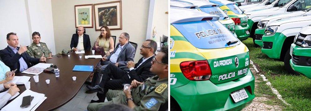 """ADH vai abrir edital para a construção do Condomínio Tiradentes. São 600 apartamentos na zona leste de Teresina, nas proximidades do Parque Zoobotânico; o empreendimento é destinado aos policiais militares que ainda não possuem uma casa própria; para a construção dos imóveis, serão utilizados recursos do FGTS e Sistema Brasileiro de Poupança e Empréstimo (SBPE); segundo a diretora-geral da ADH, Gilvana Gayoso, """"o edital será publicado dentro de 15 dias, no Diário Oficial do Estado e beneficia famílias com faixa de renda a partir de R$ 1.800""""; ela disse que os apartamentos terão valores entre R$ 120 mil e R$ 140 mil, numa área supervalorizada da capital"""
