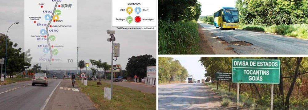 """Está anulada a concessão de titularidade da Concessionária de Rodovias Galvão na rodovia BR-153,entre o entroncamento da BR-060 em Anápolis (GO), e o entroncamento com a TO-070 (Oeste) em Aliança do Tocantins; """"Fica declarada a caducidade da concessão de titularidade da Concessionária de Rodovias Galvão BR-153 SPE S.A. – BR-153/GO/TO por inexecução contratual por parte da referida Concessionária, nos termos do § 4º do art. 38 da Lei nº 8.987, de 13 de fevereiro de 1995""""; políticos como o senador Ataídes Oliveira (PSDB), Kátia Abreu (PMDB), deputada federal Josi Nunes (PMDB) e o prefeito de Gurupi,Laurez Moreira (PSDB), comentaram o decreto"""