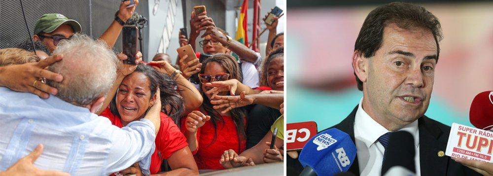 Embora tenha apoiado o golpe contra a presidente Dilma Rousseff, em 2016, o deputado Paulinho da Força (SD-SP) teria decidido apoiar a candidatura presidencial do ex-presidente Lula, segundo a coluna Radar; seria a primeira vez que ele declararia apoio a Lula numa disputa presidencial; ao 247, no entanto, o parlamentar afirmou que o tema ainda não entrou em discussão no Solidariedade