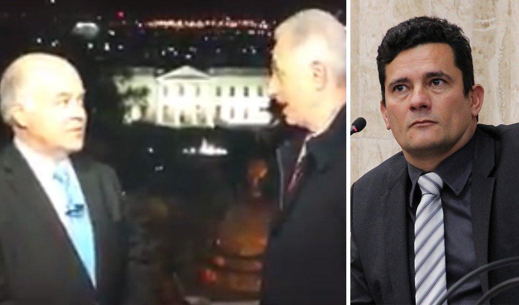 Paulo Sotero é diretor do Wilson Center de Washington, Estados Unidos, um dos mais poderosos think tanks do mundo e é também responsável por levar o juiz Sergio Moro para fazer palestras nos EUA