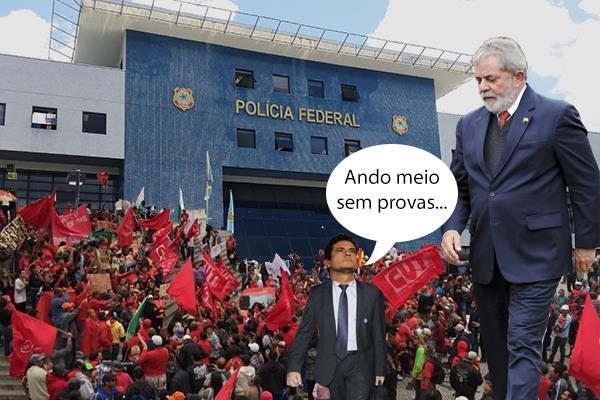 Moro pode começar a adiar sucessivamente esse depoimento para que Lula não tenha apoio tão grande do lado de fora da sala de audiência no prédio da Justiça Federal em Curitiba, o que seria péssimo em termos de mídia para um magistrado midiático como ele