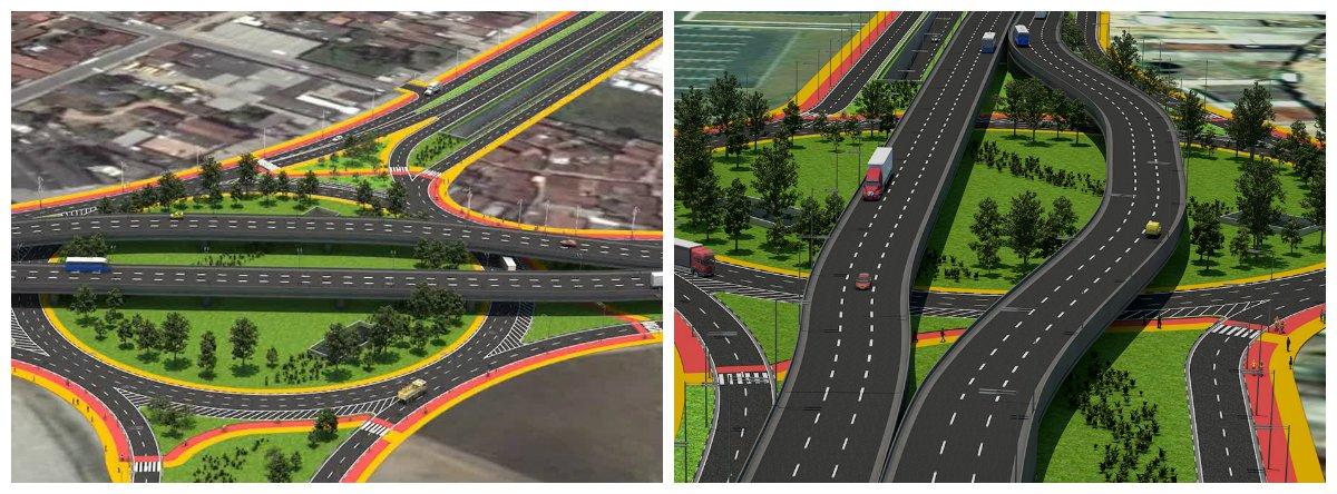 Através da Secretaria de Estado de Transporte e Desenvolvimento Urbano (Setrand), o governo de Alagoas abriu o edital de licitação para implantação do viaduto da Policia Rodoviária Federal (PRF), na parte alta de Maceió; ele será construído no entroncamento das rodovias federais BR-316 e BR-104
