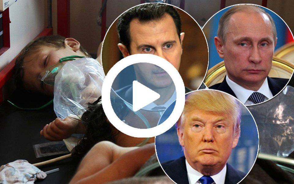 Desde a terça-feira 4, quando um ataque com armas químicas na região de Idlib chocou a humanidade, a Síria voltou a ser o tema principal das discussões das grandes potências mundiais; de um lado, Estados Unidos, Inglaterra e Israel acusam o governo sírio, ainda sem provas, de ter ordenado o ataque; de outro a Rússia exige uma investigação aprofundadas antes de qualquer decisão do Conselho de Segurança ou unilateral, por parte dos Estados Unidos; no centro de tudo, o governo de Bashar al-Assad acusa grupos terroristas, financiados pelo Ocidente, de estarem por trás do ataque; quem tem razão?