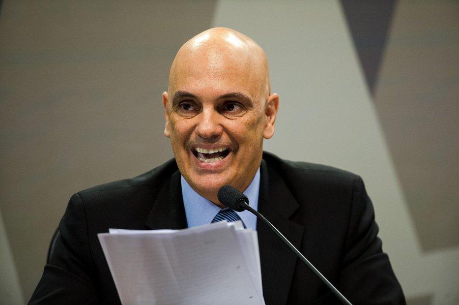 Indicado ao STF, Alexandre de Moraes afirmou aos senadores durante sabatina nesta terça-feira 21 que a maioria dos casos relacionados à Lava Jato tramita na segunda turma do tribunal, onde o decano Celso de Mello atuará como revisor; se o nome de Moraes for aprovado pela CCJ e depois pelo plenário do Supremo,Moraes será direcionado para a primeira turma do STF