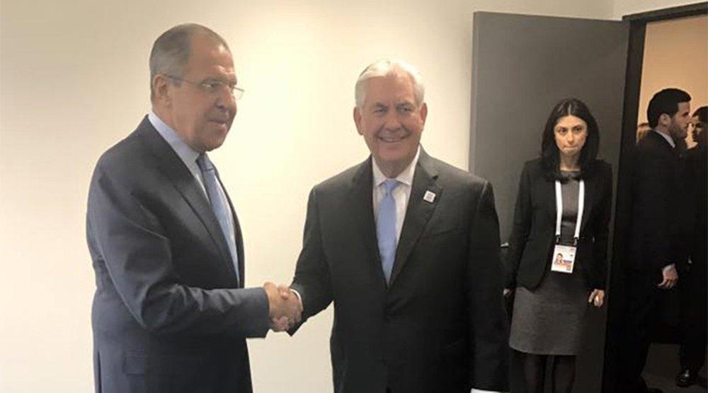Os Estados Unidos estão dispostos a cooperar com a Rússia se isso beneficiar seus interesses, declarou nesta quinta-feira o secretário de Estado americano, Rex Tillerson, depois de um primeiro encontro com seu colega russo Serguei Lavrov, paralelamente à reunião do G20 em Bonn
