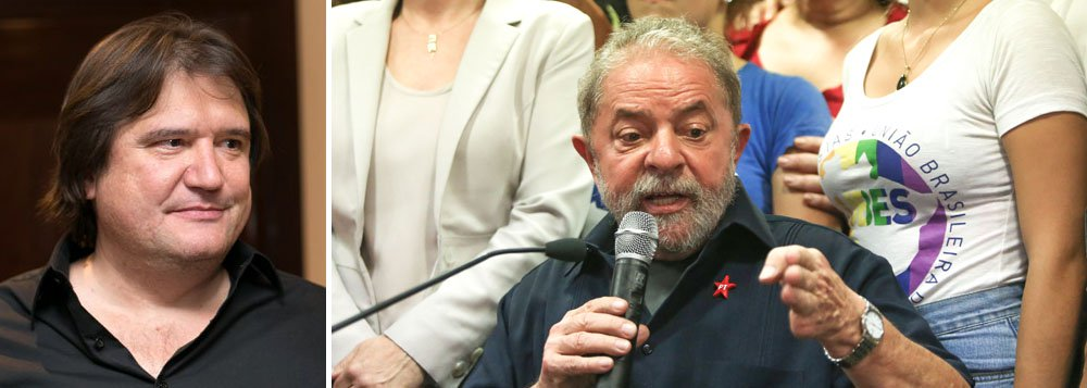 """Para o advogado, """"o que temos no Brasil é um poder desconstituinte que está chegando perto do seu ápice, ainda não chegou, e acho que vai ter que ter muito caos na sociedade para parar esse processo""""; """"O processo contra Lula é parte disso por causa do símbolo. Não é Lula como individuo, é ele como o símbolo Lula que tem que ser destruído, porque é a destruição simbólica da capacidade que a sociedade brasileira tem de se queixar"""", afirmou Pedro Serrano"""