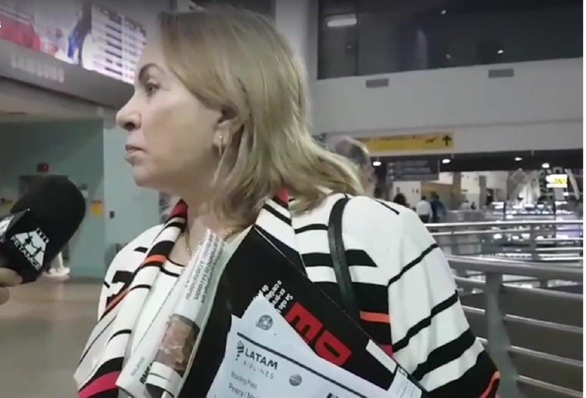 Integrante da base de apoio do governo de Michel Temer, a deputada federal Gorete Pereira (PR) tenta justificar, em entrevista à TV Fetamce,apoio ao projeto de terceirização que precariza as relações de trabalho e que deve entrar na pauta de votação da Câmara Federal esta semana