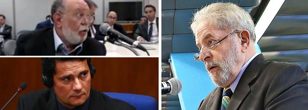 """""""Ao dizer em seu depoimento ao juiz Sergio Moro que o ex-presidente Lula o orientou a destruir provas do pagamento de propinas ao PT, o ex-executivo da OAS Léo Pinheiro parece ter entregado à Lava Jato uma encomenda destinada a justificar eventual prisão de Lula"""", diz a colunista do 247 Tereza Cruvinel; para Tereza, entretanto, não parece provável que sobrevenha a prisão de Lula; """"O que importa é tirá-lo da disputa, e não criar um mártir perseguido e preso. Moro tem pressa em exarar sua sentença condenatória para que o recurso de Lula ao TRF-4 seja logo julgado"""""""