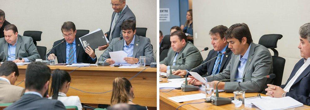 A Comissão de Economia, Orçamento e Finanças (CEOF) da Câmara Legislativa aprovou, o parecer preliminar do projeto, do Executivo, que estabelece as diretrizes orçamentárias para o exercício financeiro do próximo ano (LDO 2018); a previsão de receitas é de R$ 40,2 bilhões; considerados apenas os órgãos da administração submetidos ao Tesouro do DF, estima-se que as despesas com pessoal e encargos sociais corresponderão a R$ 15,03 bilhões,mas não contempla reajuste salarial para o ano que vem; como consequência, as 32 categorias do funcionalismo público que aguardam o repasse da terceira parcela do aumento, servidores da segurança pública e de outros segmentos não terão aumento