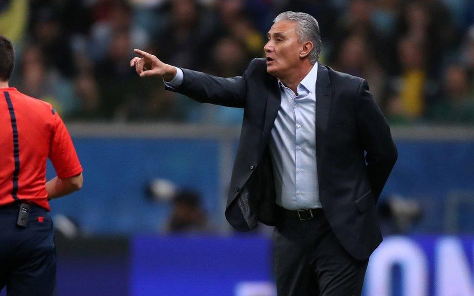 Líder das eliminatórias sul-americanas da Copa do Mundo e já classificado para o Mundial da Rússia, em 2018, mas com uma atuação fraca no primeiro tempo, que levou a torcida a vaiar o time no intervalo, o Brasil melhorou na segunda etapa e derrotou o Equador por 2x0, na Arena Grêmio, em Porto Alegre, nesta quinta-feira (31)