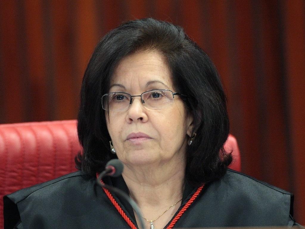 Presidente do Superior Tribunal de Justiça (STJ), Laurita Vaz