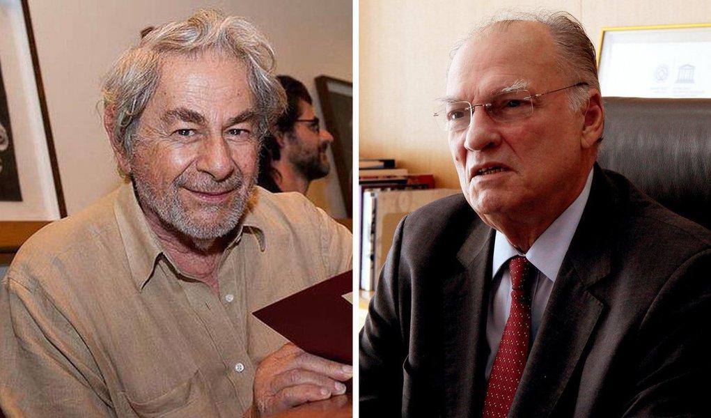 Raduan Nassar tem o seu lugar garantido na história; já Roberto Freire tem o seu lugar assegurado no lixo da história