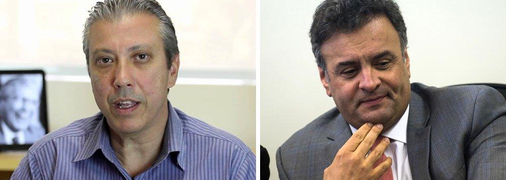 """Mario Covas Neto, presidente do PSDB paulistano e filho do ex-governador Mario Covas, criticou duramente o presidente nacional de seu partido, o senador Aécio Neves; Zuzinha, como é conhecido, disse que a condução dos tucanos por Aécio é """"vergonhosa"""" e que suas explicações sobre o escândalo da JBS não convenceram; ao fim de uma longa entrevista, o vereador ainda afirma que não quer ver o PSDB tendo seu """"ladrão favorito"""""""
