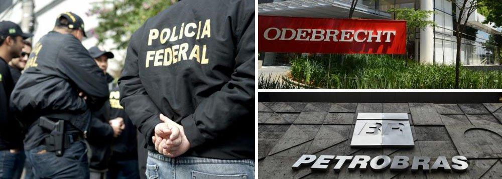 """Agentes da Polícia Federal foram às ruas para cumprir 10 mandados judiciais no Rio de Janeiro e em Recife relacionados a uma nova ação de investigação de corrupção e lavagem de dinheiro em contratos da Petrobras com a Odebrecht, investigações apontaram indícios"""" de que um grupo de então gerentes da Petrobras se uniu para beneficiar a empreiteira em contratações com a estatal em troca do pagamento de propina; """"Os investigados responderão pela prática dos crimes de associação criminosa, corrupção e lavagem de dinheiro"""", disse a PF em comunicado"""